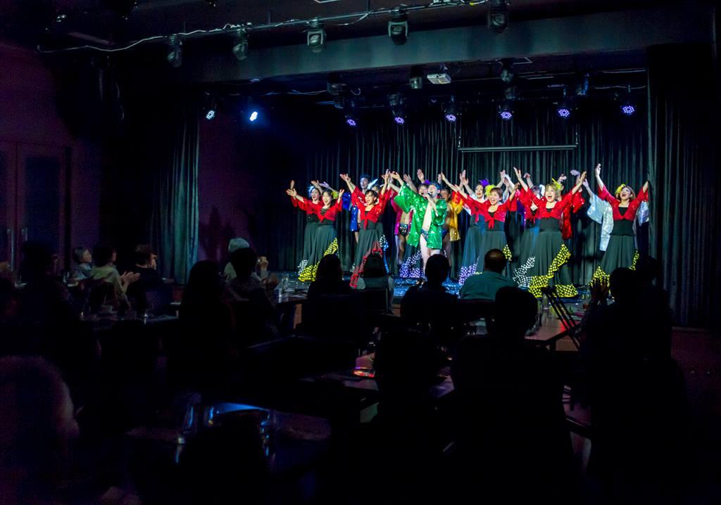 ワハハ本舗 大江戸ワハハ本舗・娯楽座番外公演 <br>「笑う男花魁、歌い踊る娘歌舞伎ショー」